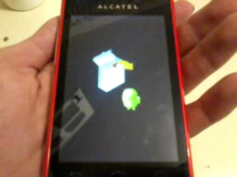 Entrar a Modo Recovery Alcatel One Touch 4010a