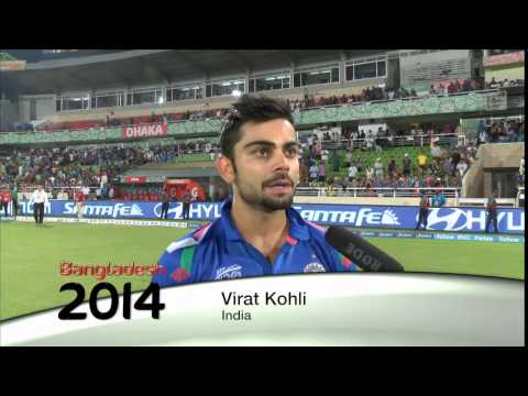 Icc World Twenty20 Final Preview - Sri Lanka V India video