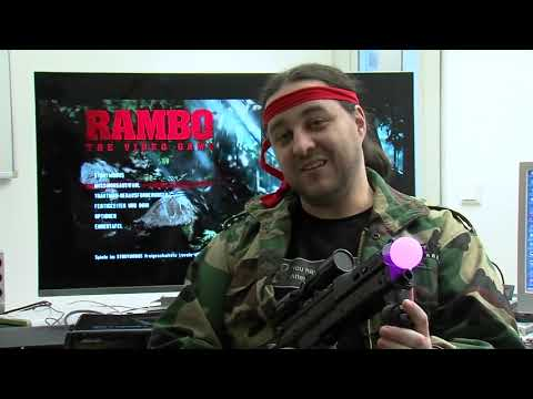 Rambo: The Video Game - Test / Review (Gameplay) zum Lizenzschrott