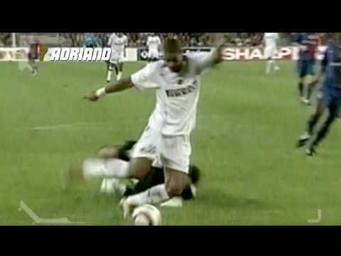 Adriano al INTER (2004-2009)