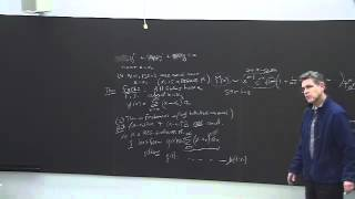 Mathematical Physics 07 - Carl Bender