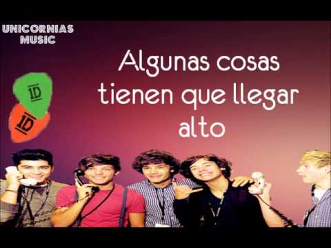 One Thing - One Direction (Español)