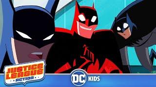 Top 10 Batman Moments | Justice League Action | DC Kids