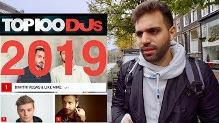 TOP 100 DJs 2019 results - is it all FAKE ???