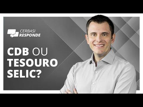 É melhor investir em CDBs ou no Tesouro Selic? - #CerbasiResponde thumbnail