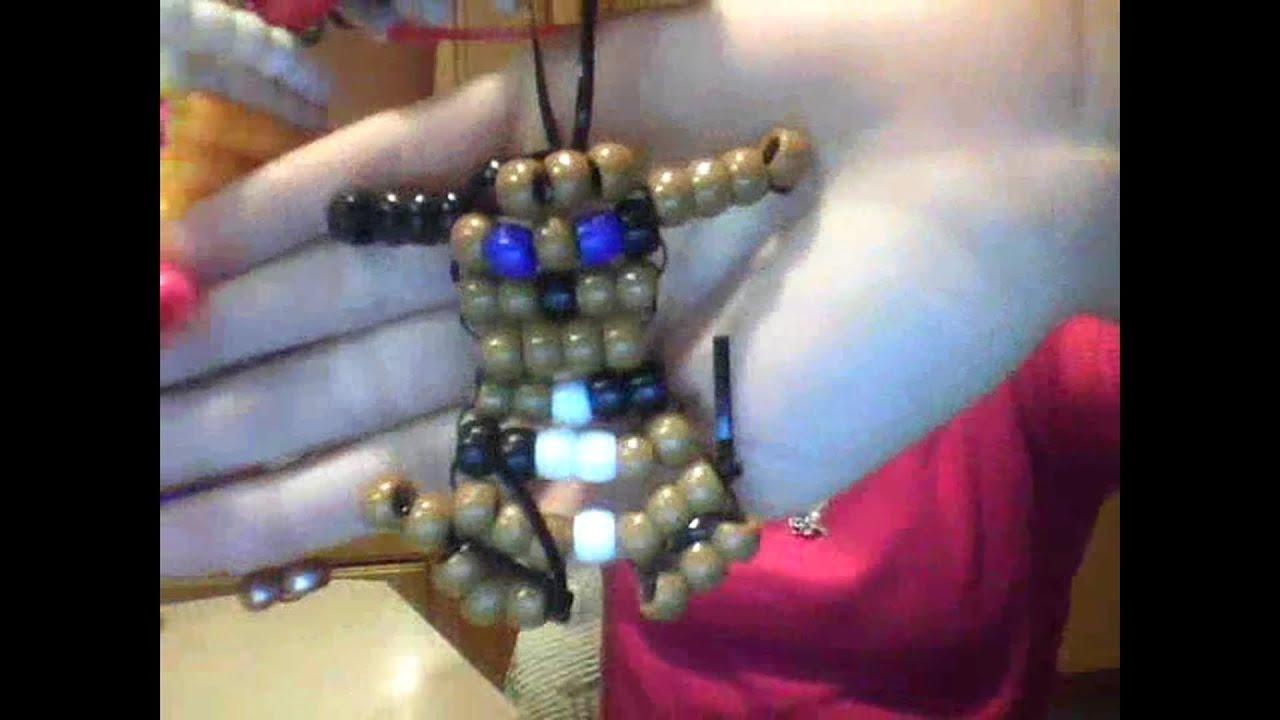 How To Make A Pony Bead Dog