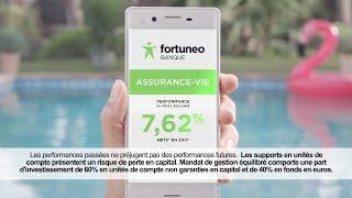 Musique Pub TV Fortuneo Assurance-vie - Fortuneo Vie récompensé par le Grand Prix de l'Assurance-Vie