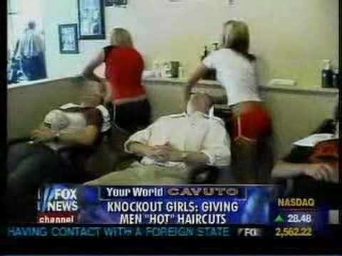 Knockouts Haircuts for Men - Neil Cavuto calls it the Rage