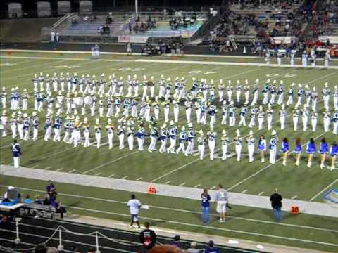 Lufkin High School Panther Band 2010