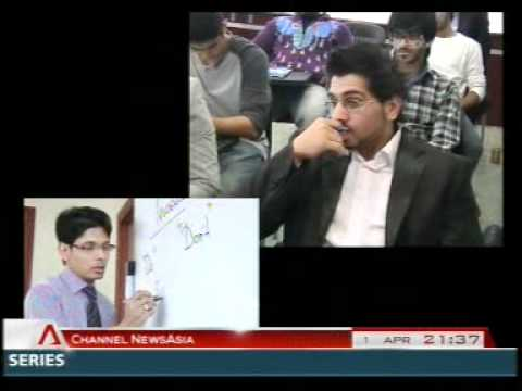 Channel News Asia - Money Mind - Bahrain Economy