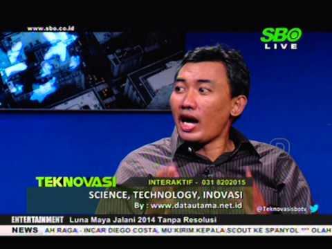 Teknovasi SBO TV - Sponsored by DataUtamaNET