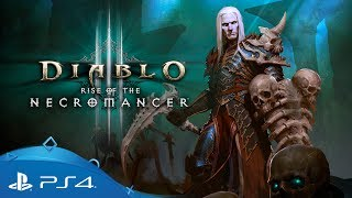 Diablo III: Rise of the Necromancer | Launch Trailer | PS4