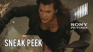 Resident Evil: The Final Chapter - Teaser Trailer - Sneak Peek (August 9th)