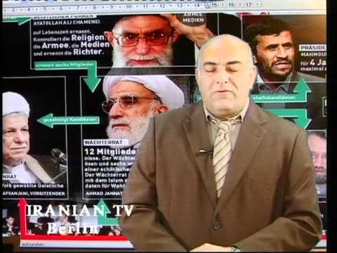 iranian tv berlin news / local news