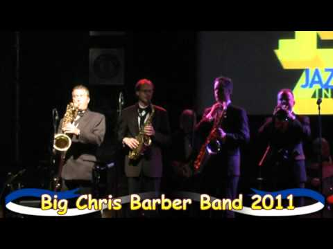 Big Chris Barber band 2011 - Merry Go Round - live in Berlin thumbnail