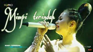 Download lagu MIMPI TERINDAH - ANIE ANJANIE (LIVE HUT AFC)
