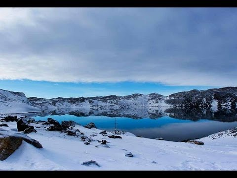 'Slutty' Microbes Swap DNA To Beat Antarctica's Harsh Environment