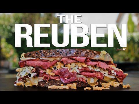 The Best Reuben Sandwich (Ever!) | SAM THE COOKING GUY 4K