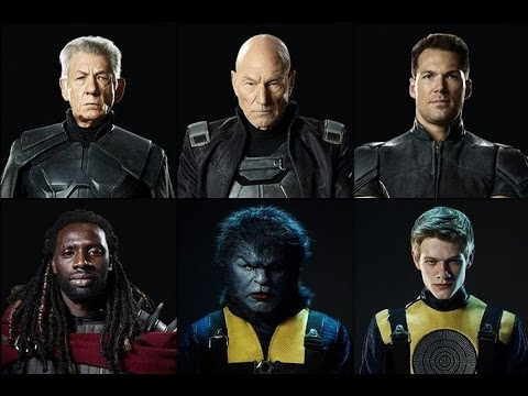 X-MEN DAYS OF FUTURE PAST Photos Released - AMC Movie News
