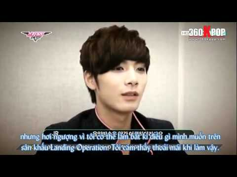 [Vietsub] Making of a star NU'EST - EP 8 {NUEST Team} (2-2)