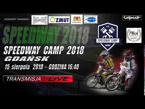 SPEEDWAY GDAŃSK  CAMP  2018