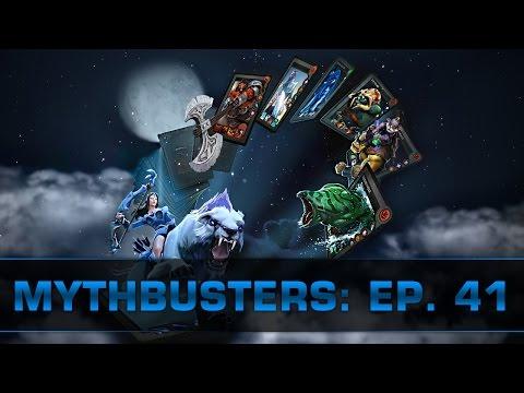 Dota 2 Mythbusters - Ep. 41