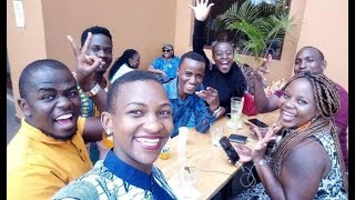 UGANDAN YOUTUBERS MEET FOR THE FIRST TIME