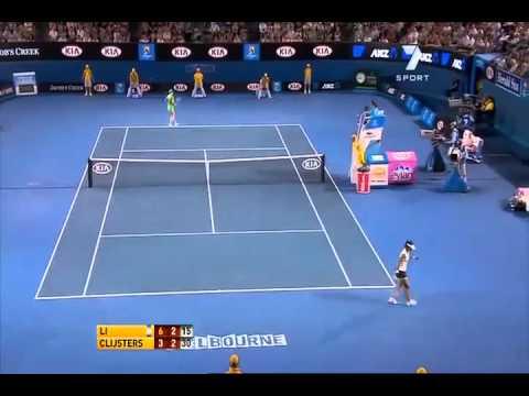 Kim Clijsters v. Li Na | 2011 Australian Open