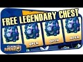 FREE LEGENDARY CHEST - Clash Royale Indonesia