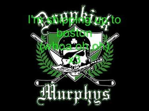 I'm Shipping Up To Boston-Dropkick Murphys (With lyrics)