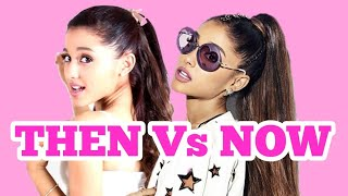 Ariana Grande Vocals: THEN Vs NOW (Same Song)
