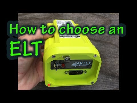 How to Choose an ELT for your Homebuilt