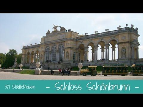 StädteReisen Wien Schloss Schönbrunn
