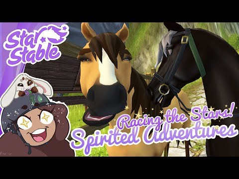 Spirited Adventures with Fluffy Sheep!! 🐴🌟 Star Stable thumbnail