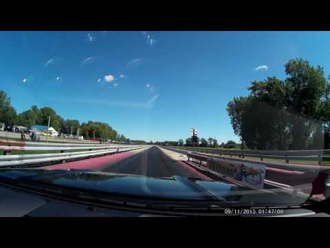 test my new mustang 727hp
