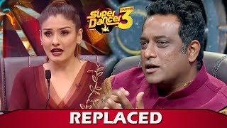 Raveena Tandon REPLACES Anurag Basu In Super Dancer Chapter 3| SONY TV