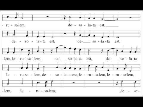 Бёрд Уильям - Ne irascaris Domine - Civitas sancti tui