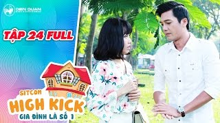 Gia đình là số 1 sitcom | tập 24 full: Diệu Nhi thẫn thờ tương tư Quang Tuấn