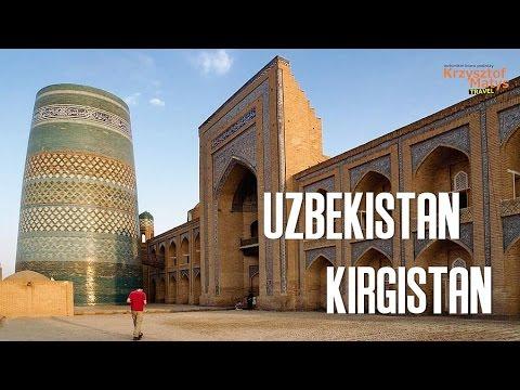 Uzbekistan i Kirgistan z Krzysztof Matys Travel