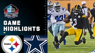 Pittsburgh Steelers vs. Dallas Cowboys  2021 Full Hall of Fame Game Highlights