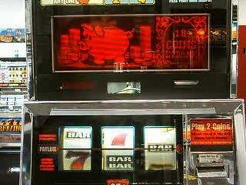 big piggy bankin slot machine for sale