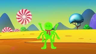 Incy Wincy Spider | Nursery Rhymes Songs For Kids | Baby Song