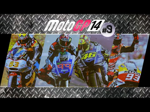 Dre Plays MotoGP 14 Episode 9 - The Rumour Mill