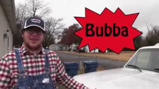 Bubba's Bombastic Car Sale
