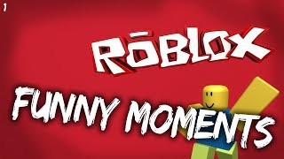 Roblox  - Funny Moments ft. ItzGrapey