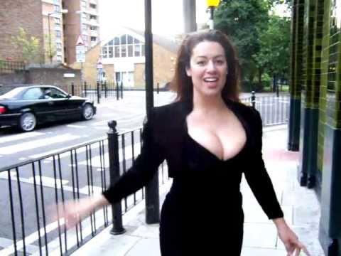 Super Amanda: Whip And Flip My Hair! Columbia Road, London