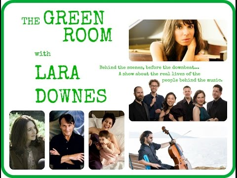 The Green Room with Lara Downes: Home for the Holidays