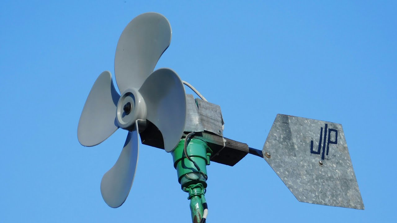 Ветровой генератор из своими руками 3