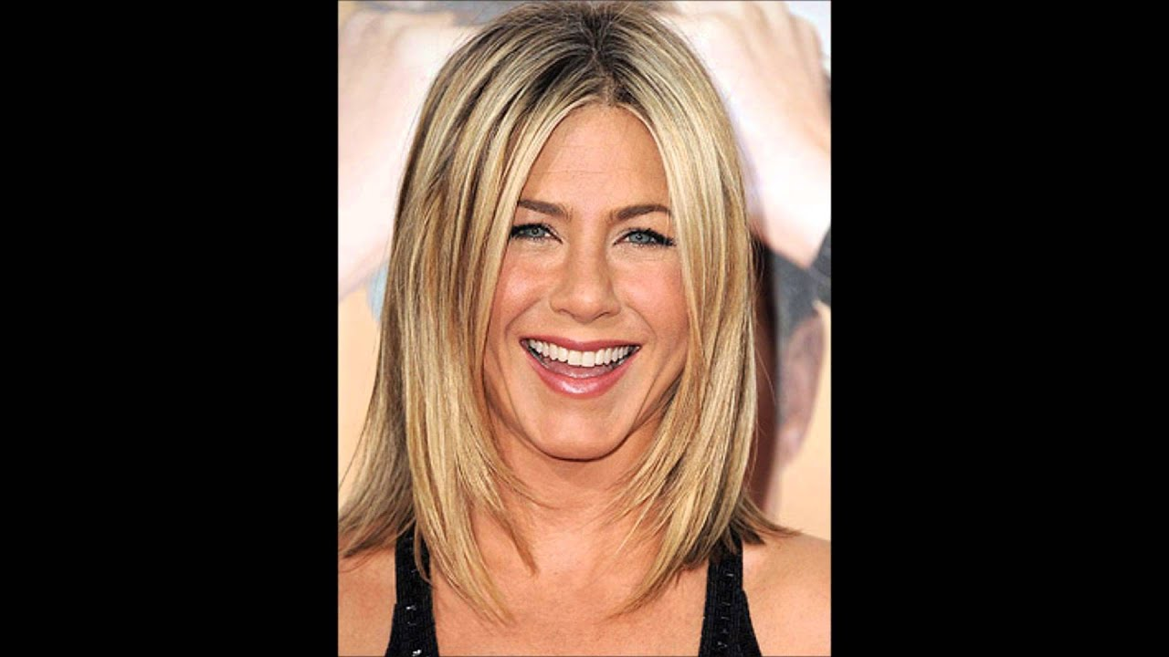 Jennifer Aniston Hair Cuts (Hairstyles) - YouTube