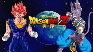 Dragon Ball Z: Battle of Gods - VEGITO Dragon Ball Z BATTLE OF GODS 2 2014|2015 NEW MOVIE